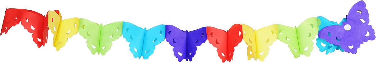 Action! Гирлянда праздничная Бабочки -  Гирлянды и подвески