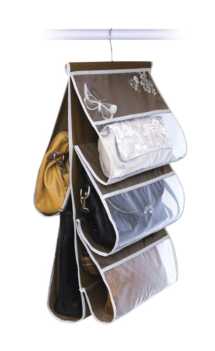 Как сшить органайзер подвесной для сумок 40
