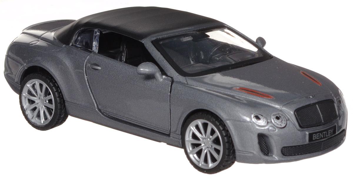 Фото ТехноПарк Модель автомобиля Bentley Continental цвет серый. Купить  в РФ