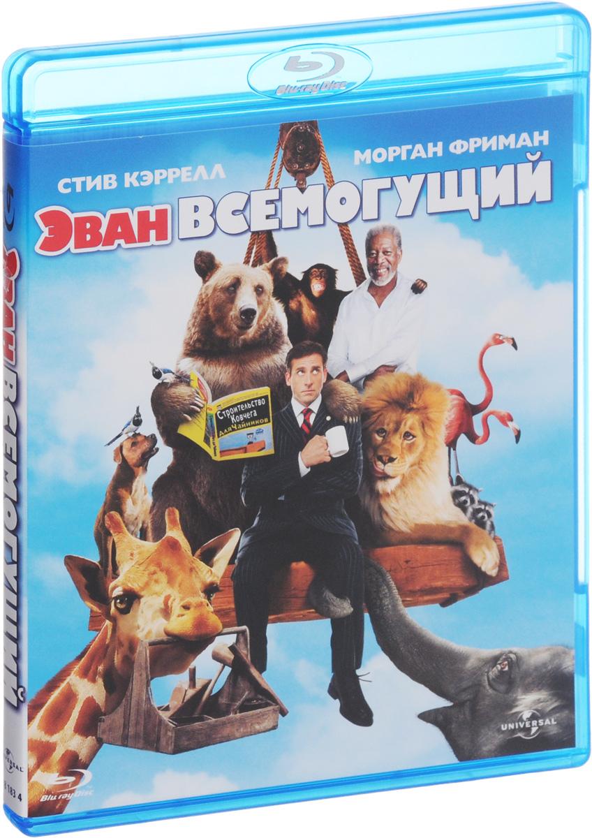 Фото Эван Всемогущий (Blu-ray). Купить  в РФ