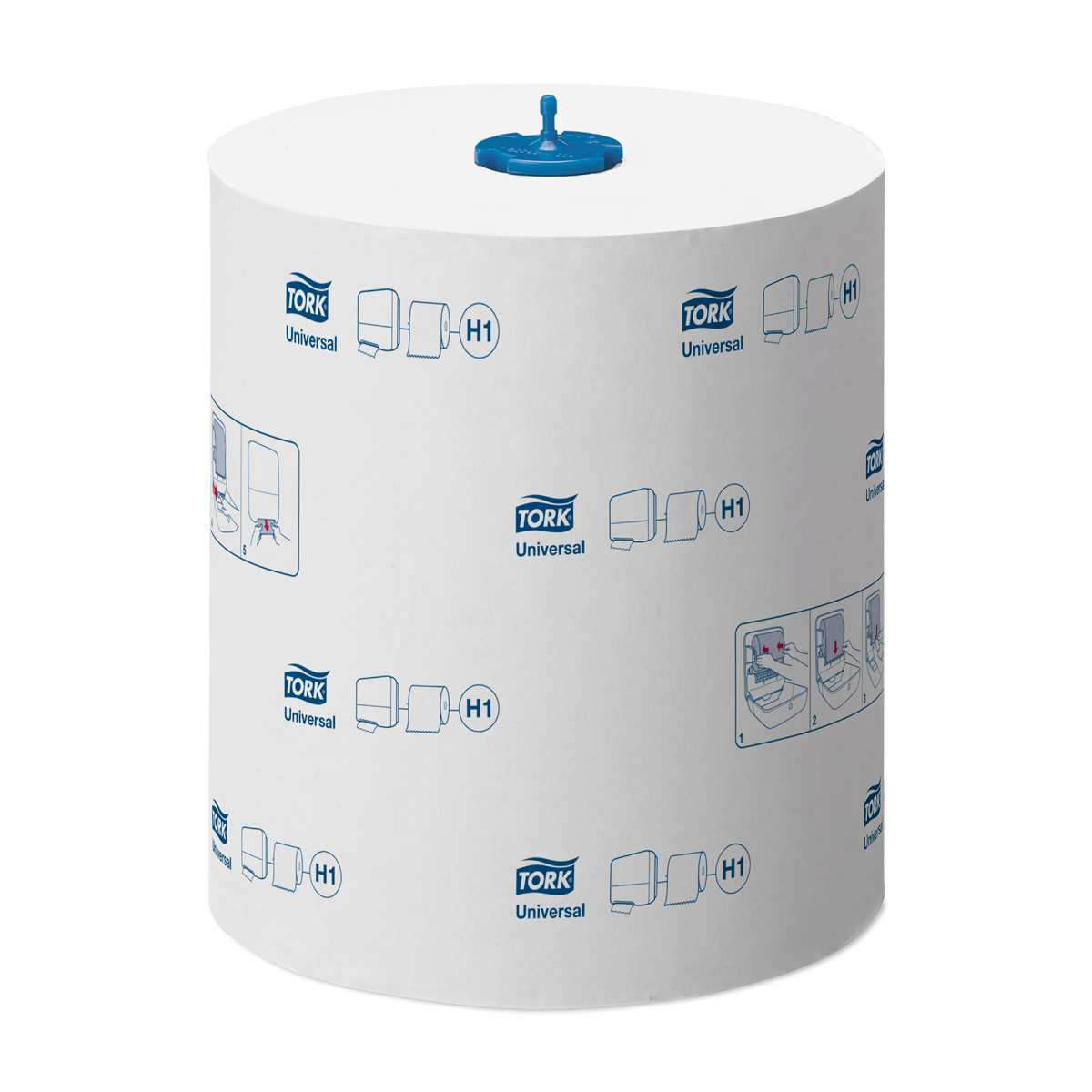 Туалетная бумага для диспенсера aster