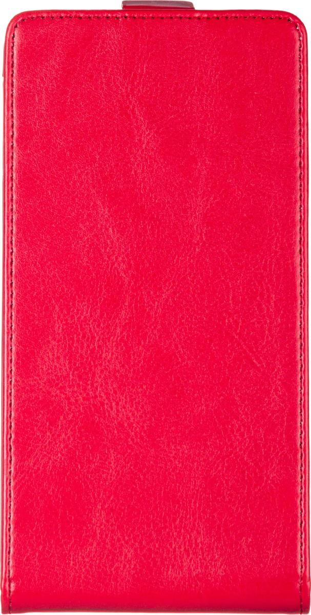 Фото Skinbox Flip Case чехол для Philips I928, Red. Купить  в РФ