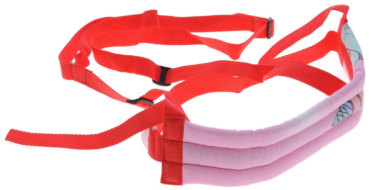 Фея Поводок детский цвет розовый -  Ходунки, прыгунки, качалки
