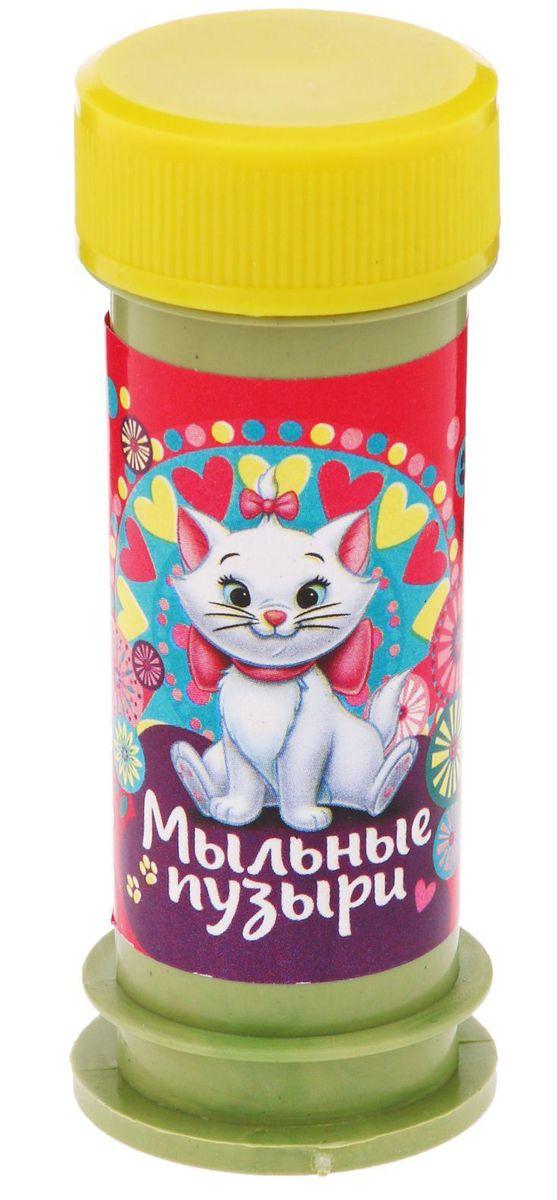 Disney Мыльные пузыри Коты-аристократы Кошечка Мари -  Мыльные пузыри