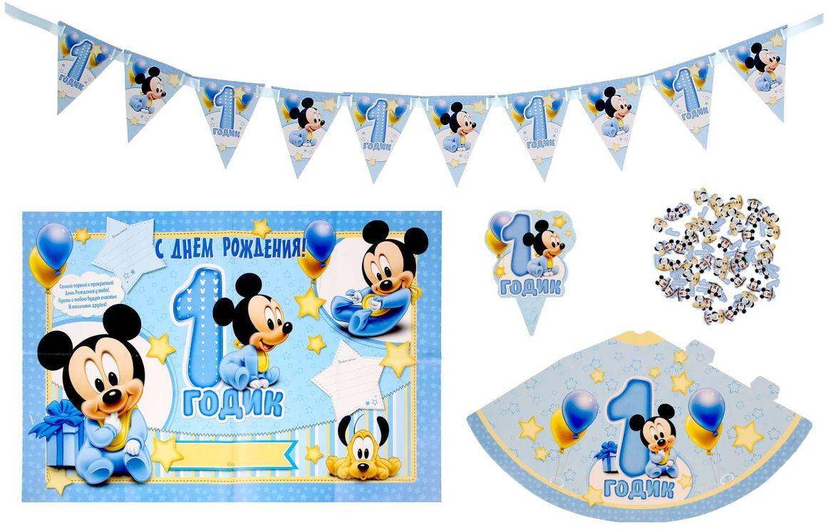 Disney Гирлянда детская Микки Маус -  Гирлянды и подвески
