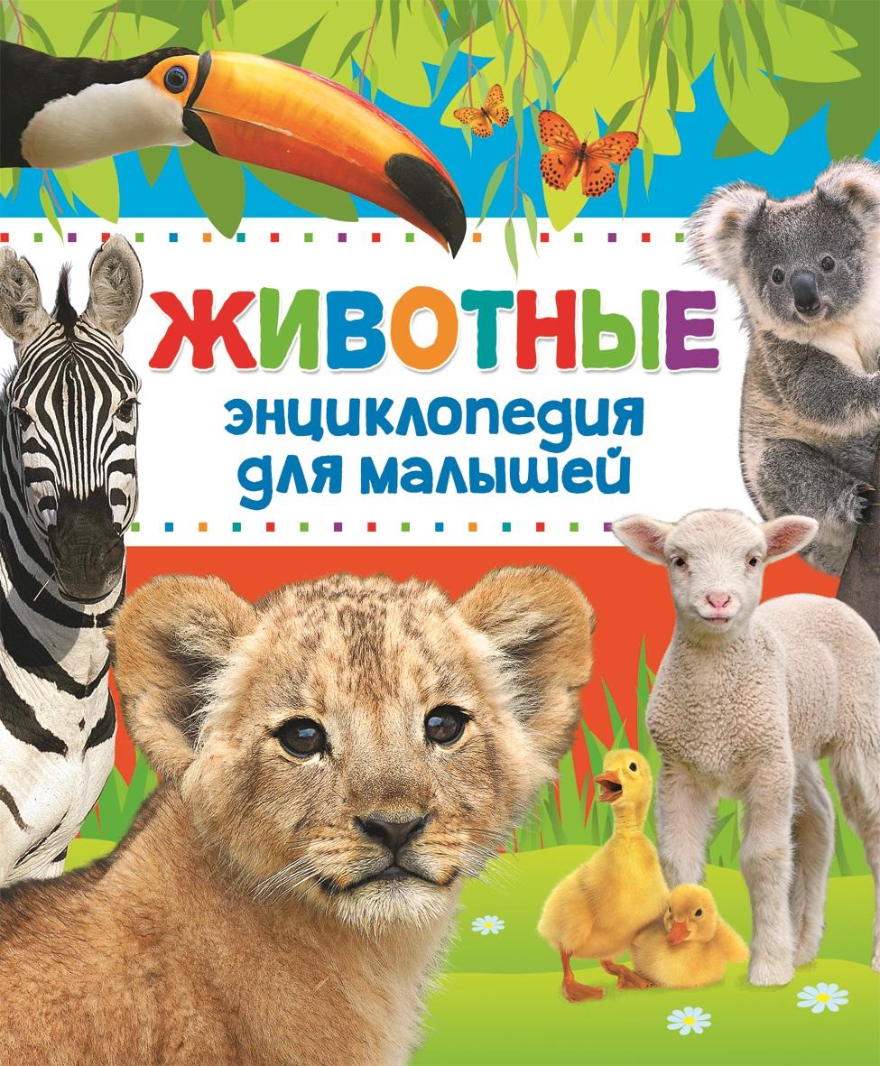 Фото Энциклопедия животных для малышей (нов.). Купить  в РФ