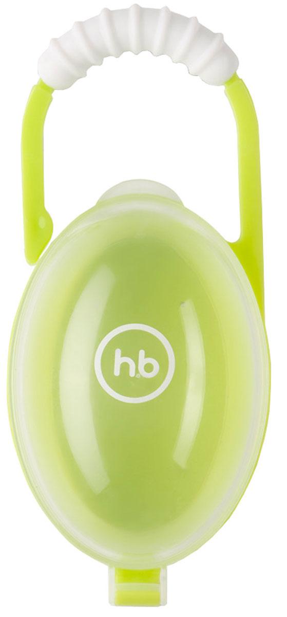 Happy Baby Контейнер для пустышки Soother Box цвет салатовый -  Все для детского кормления