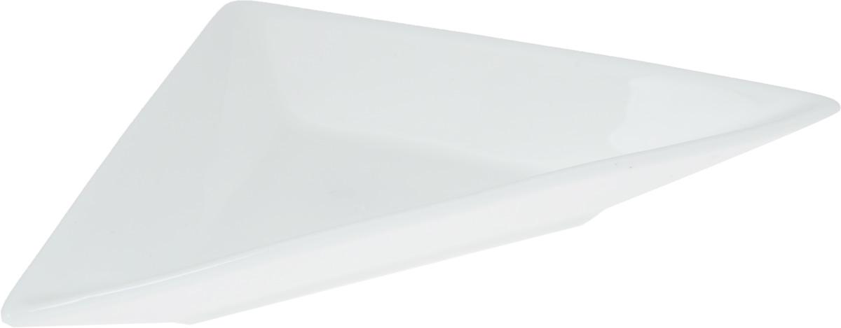 """Фото Блюдо """"Wilmax"""", треугольное, 18,5 х 9,7 см. Купить  в РФ"""