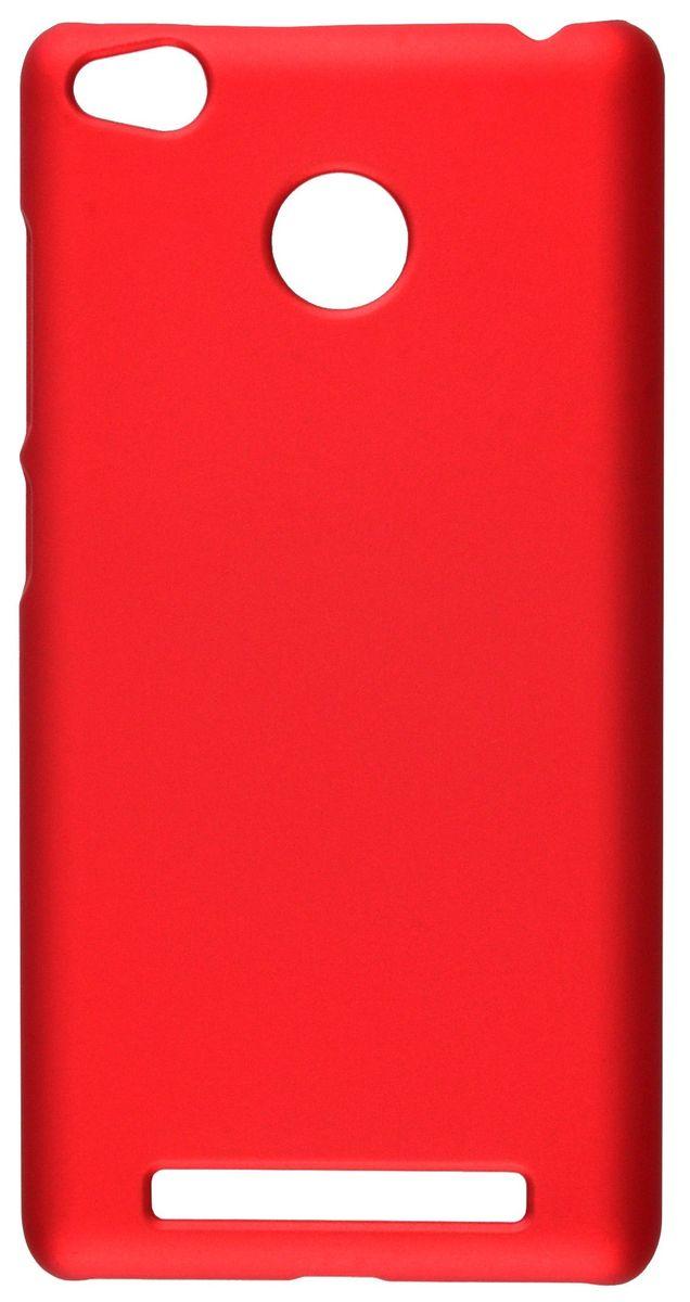 Фото Skinbox Shield 4People чехол для Xiaomi Redmi 3s/3 Pro, Red. Купить  в РФ