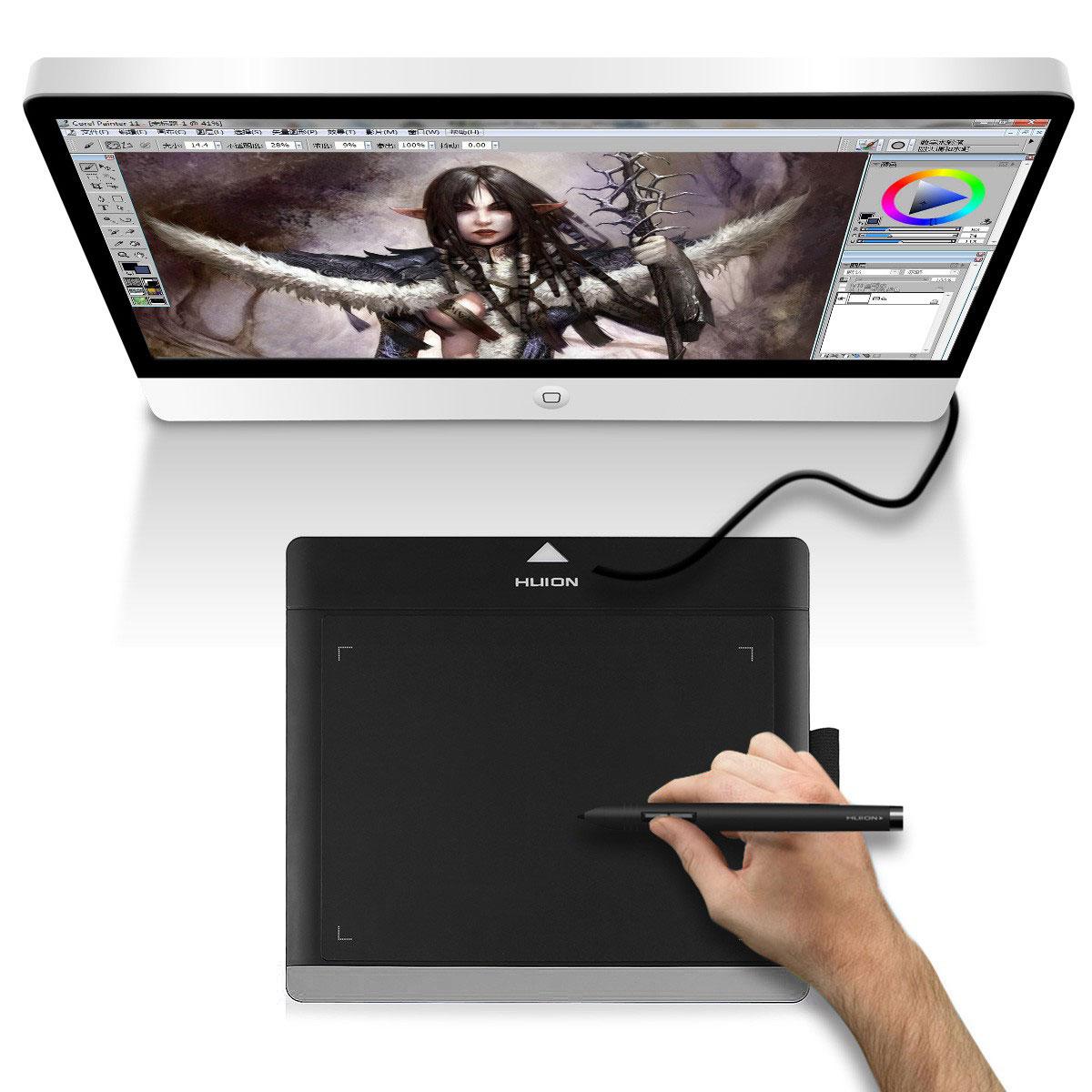 Графический планшет своими руками для ноутбука 48