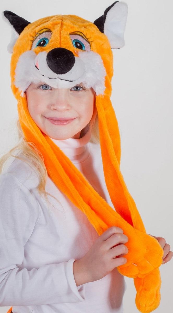 Карнавалия Карнавальный аксессуар для девочки Лисичка размер 54 90030 -  Карнавальные костюмы и аксессуары
