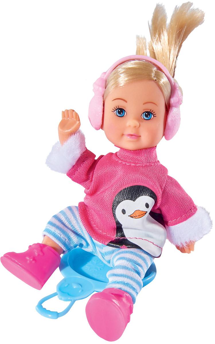Фото Simba Кукла Еви в зимнем костюме. Купить  в РФ