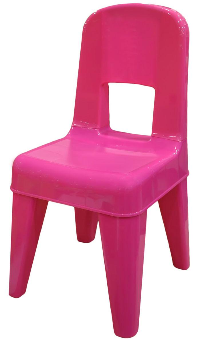 Стул детский Little Angel  Я расту , цвет: розовый -  Детская комната