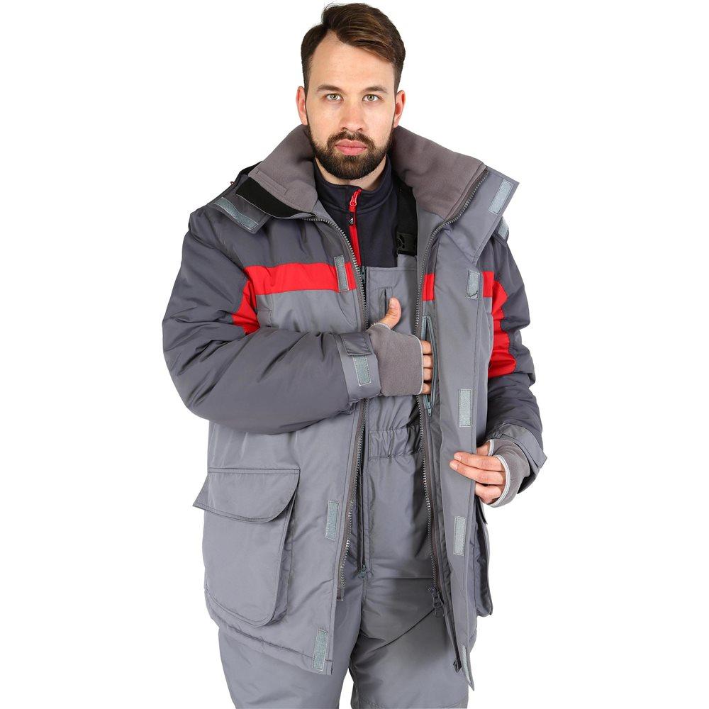 зимний костюм фишерман купить