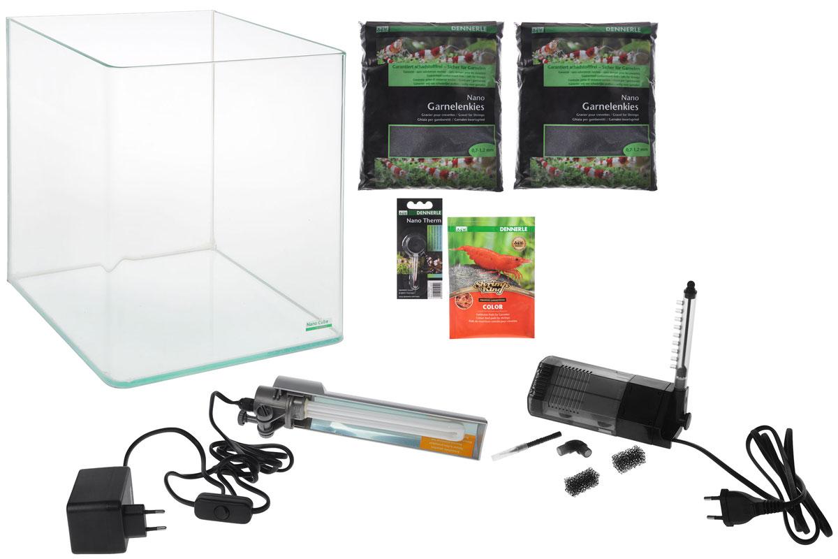 Комплект Dennerle  NanoCube Complete PLUS , 30 л