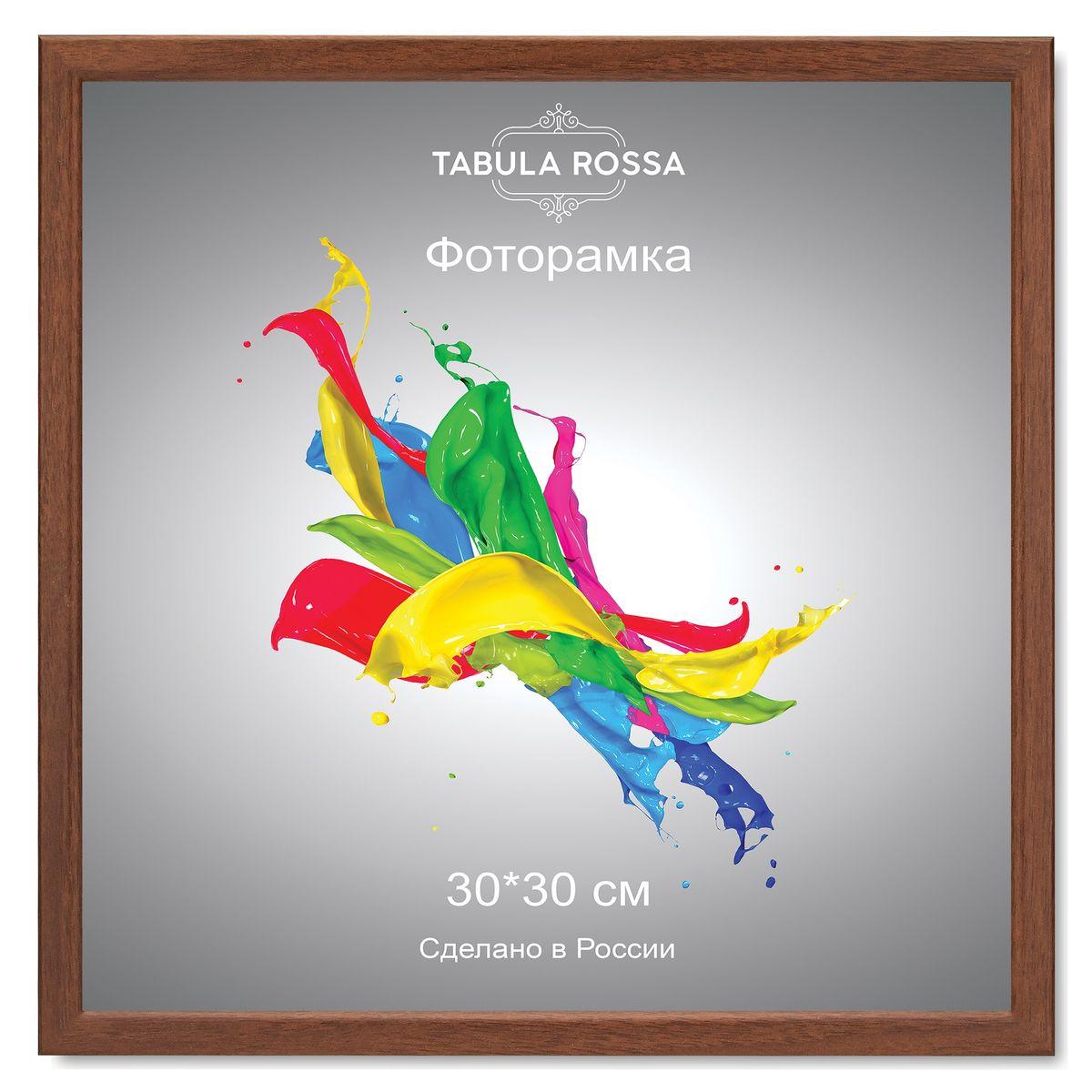 """Фото Фоторамка """"Tabula Rossa"""", цвет: орех, 30 х 30 см. ТР 5137. Купить  в РФ"""