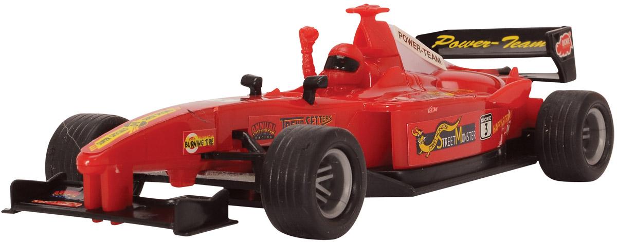 Фото Dickie Toys Машинка Формула-1 цвет красный. Купить  в РФ