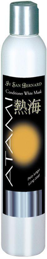 Кондиционер Iv San Bernard  Белый мускус , смягчающий, для длинной шерсти, 250 мл