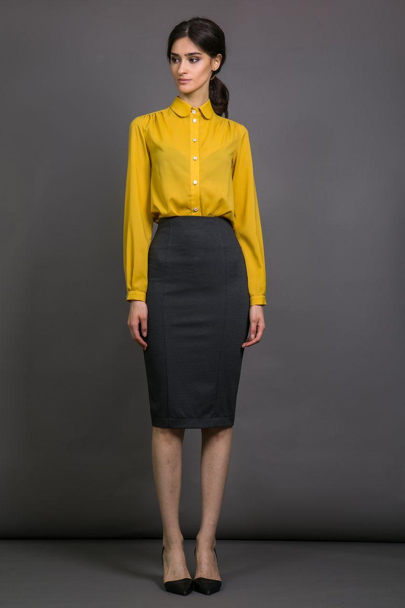 Стильные блузки и юбки