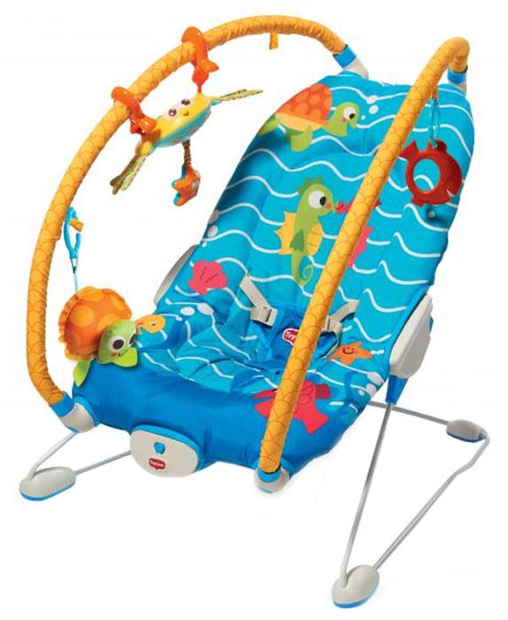 Tiny Love Качалка-баунсер Подводный мир -  Ходунки, прыгунки, качалки