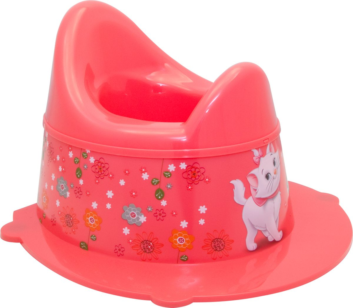 Disney Горшок детский Деко цвет коралловый -  Горшки и адаптеры для унитаза