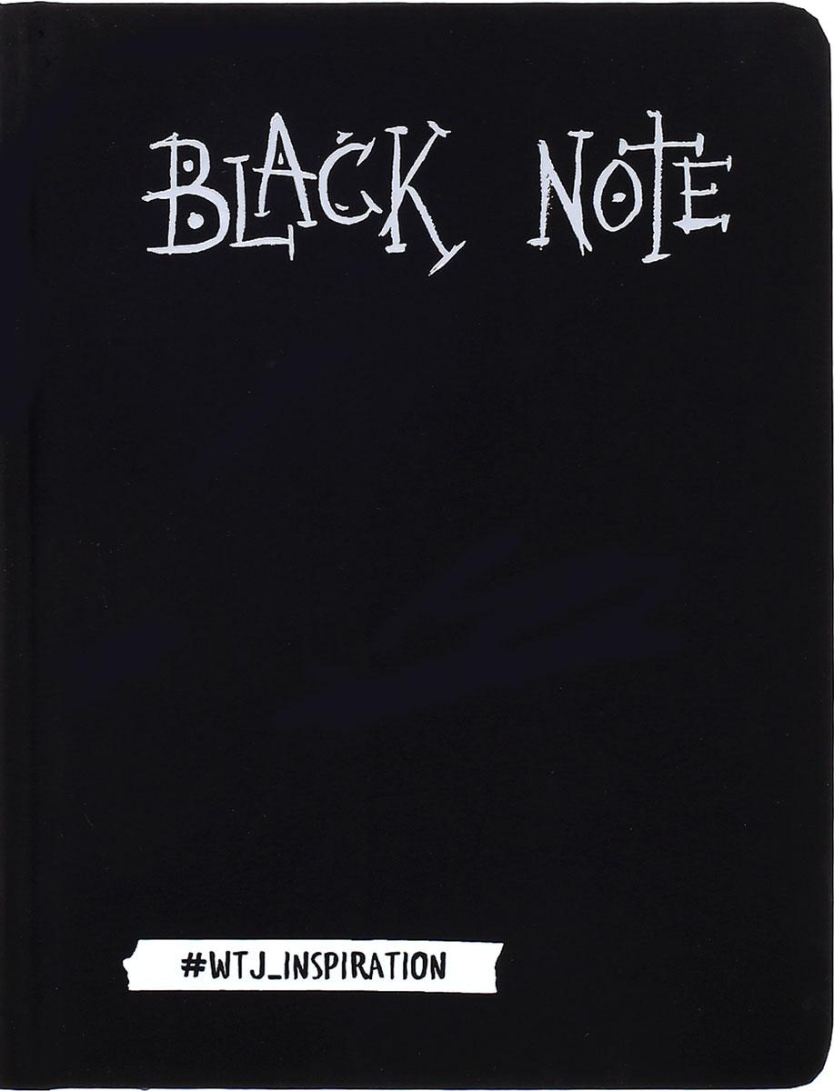 Фото Black Note. Креативный блокнот с черными страницами. Купить  в РФ