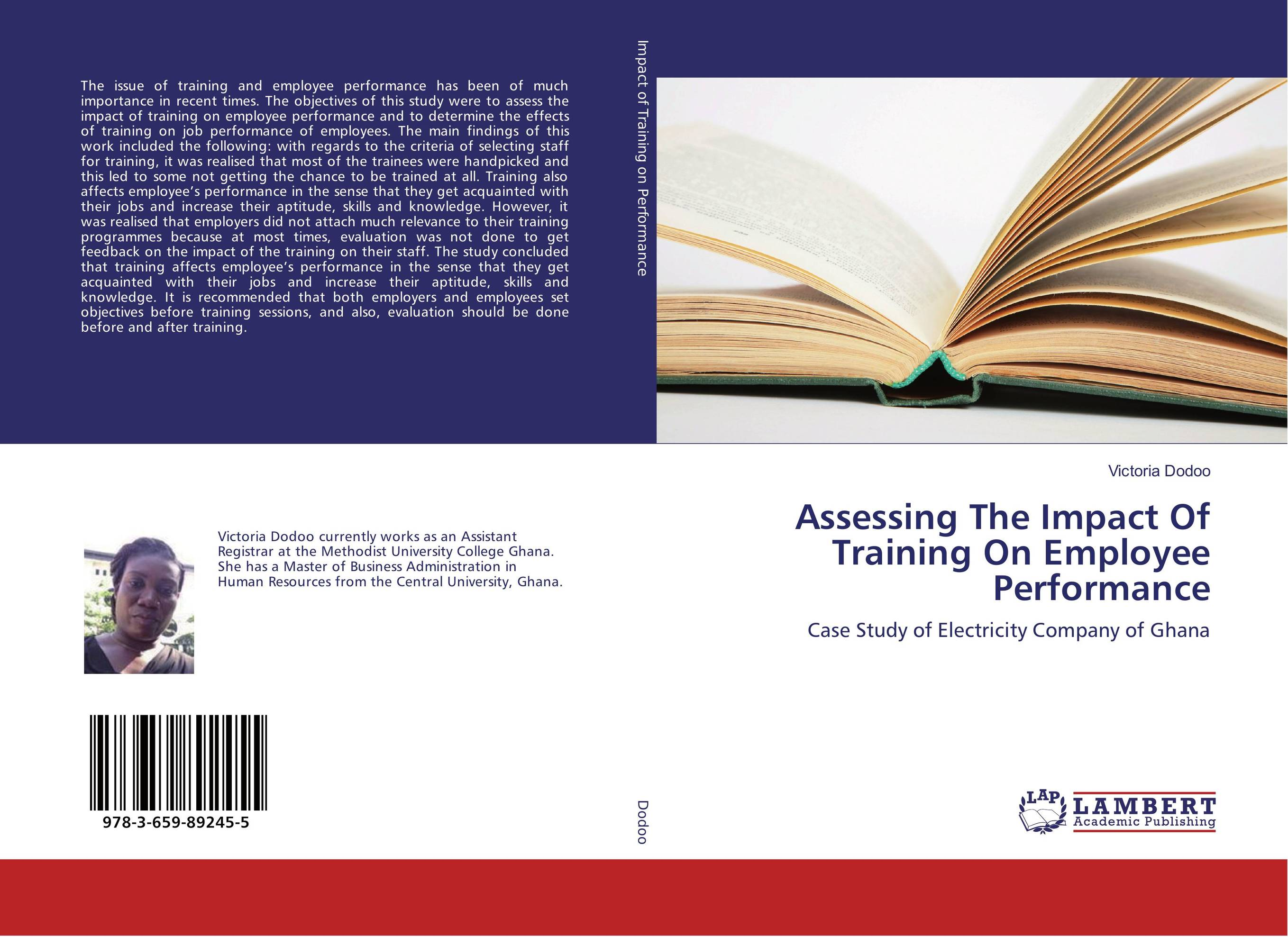 the impact of training of staff The impact of training and development on organizational performance chapter 1 introduction training is very important in achieving the goal of the organization as it increases the efficiency and effectiveness of employees and ads value in the organizational performance.