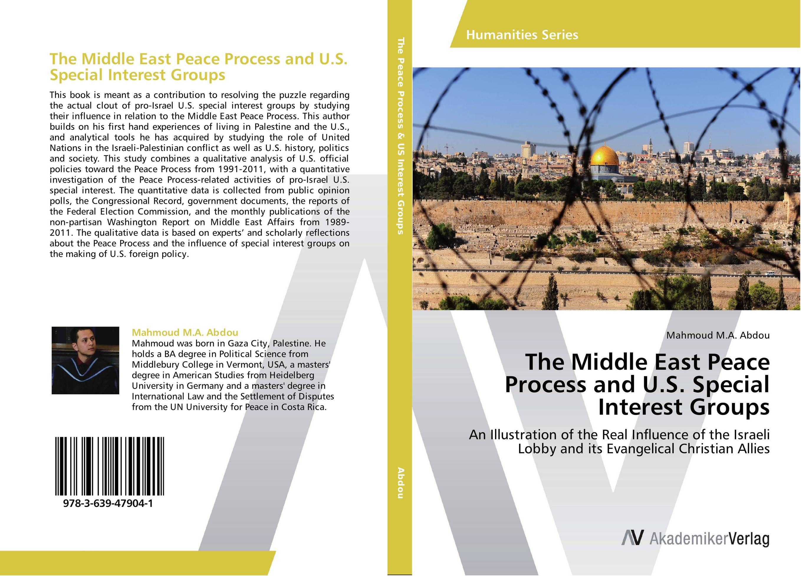 american politics and the middle east essay Reflections on exile and other essays middle east with his son, wadie, edward said was that the political situation in the middle east.
