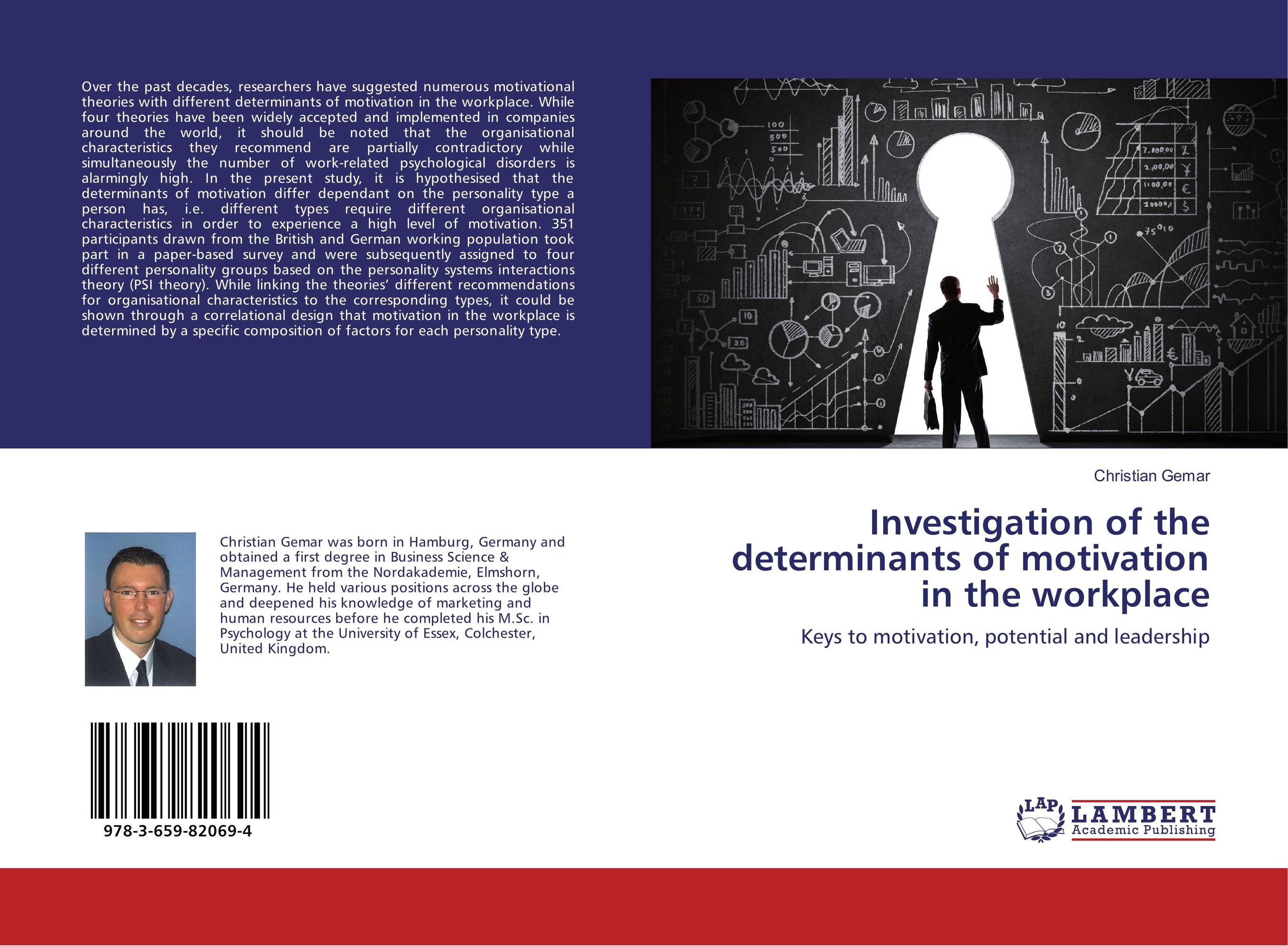 case studies on motivation in the workplace Read motivation in the workplace: a procter and gamble case study by gabriele napolitano with rakuten kobo the topic of motivation in the workplace is becoming recognized as an issue of growing importance not just for employees.