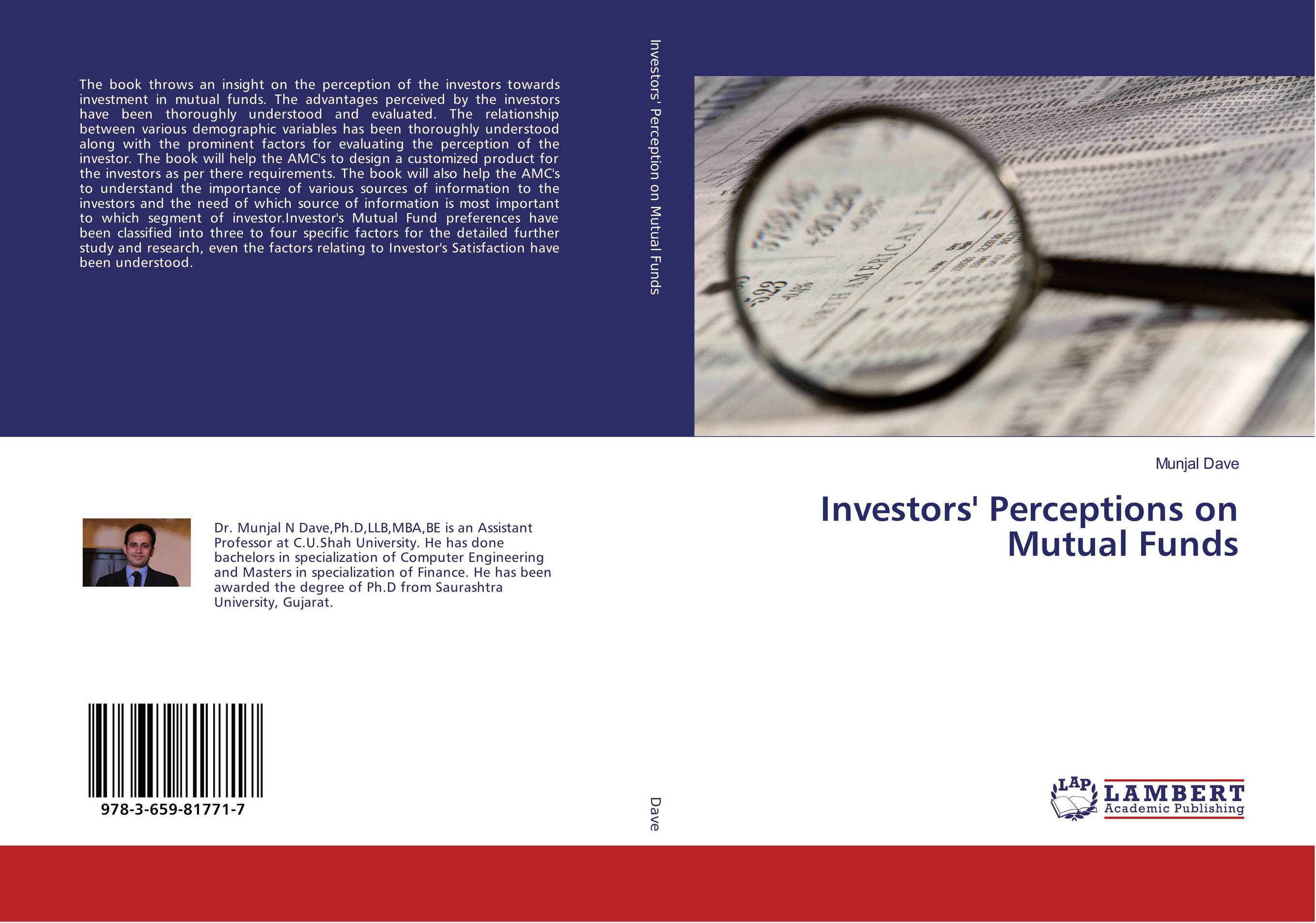 investors perception towards mutual fund in Elss mutual funds in india: investor perception and satisfaction industry in 1993 the share of private players has risen rapidly since then 2 current status.