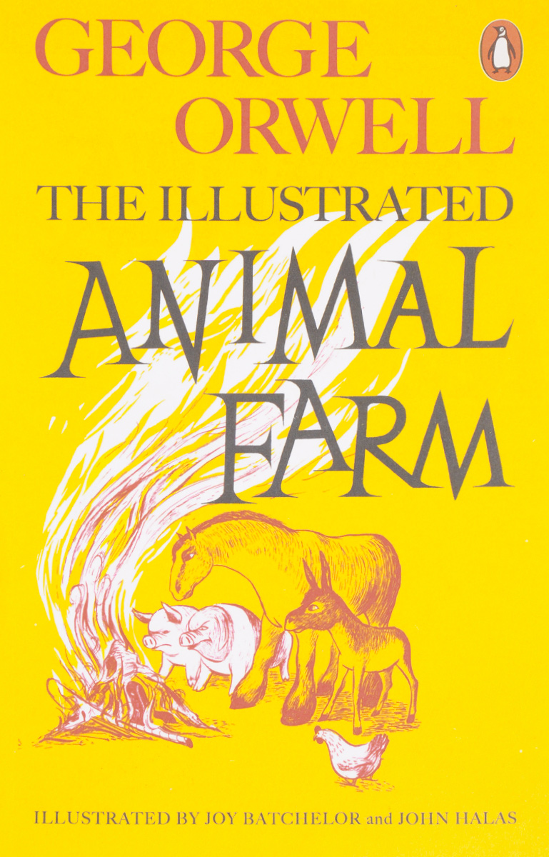 how does orwell explore the nature of power in animal farm George orwell's animal farm is an allegory for animal farm by george orwell is a dystopian vision of society based character vs nature, or character.