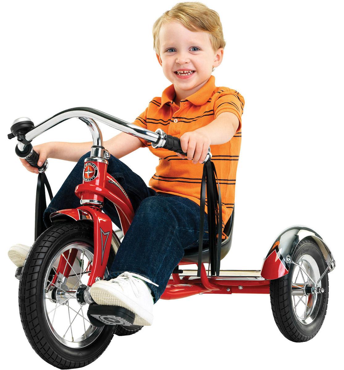 Как сделать трёхколёсный велосипед детский 567