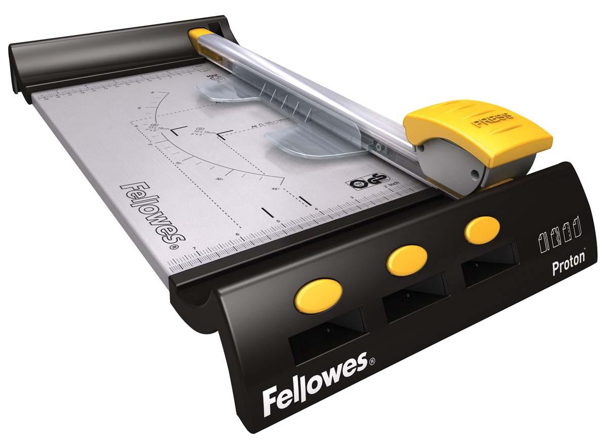 Fellowes Proton A4 резак дисковый -  Канцелярские ножи и ножницы