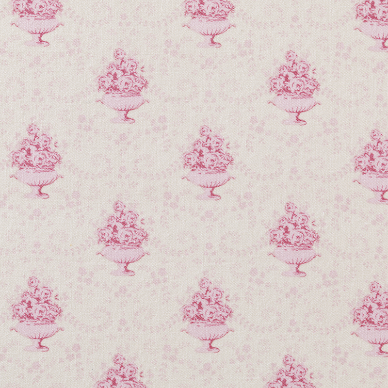 """Фото Ткань """"Tilda"""", цвет: фиолетовый, розовый, 50 х 55 см. 210480597. Купить  в РФ"""