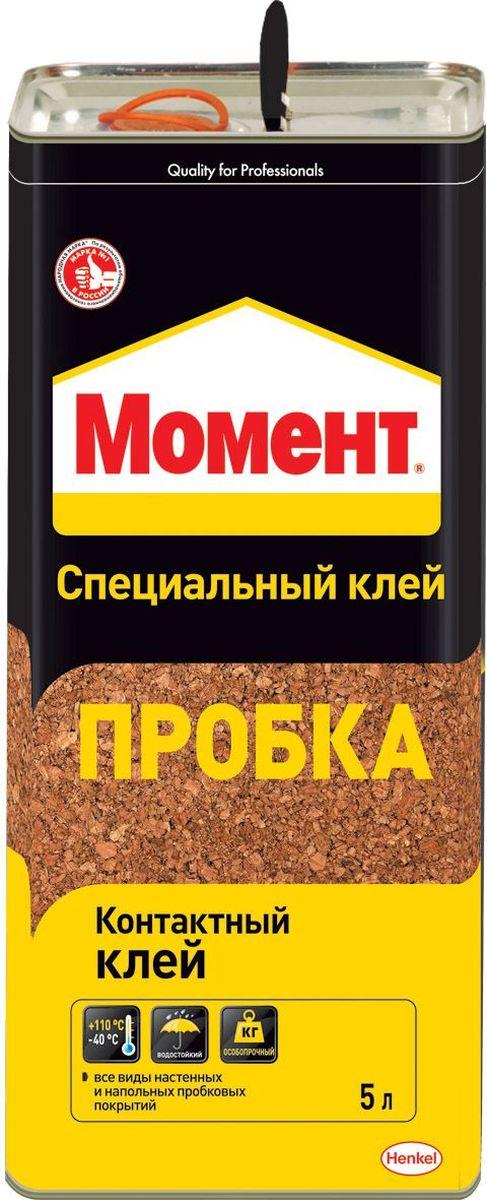 Клей Момент  Пробка , 5 л -  Клей