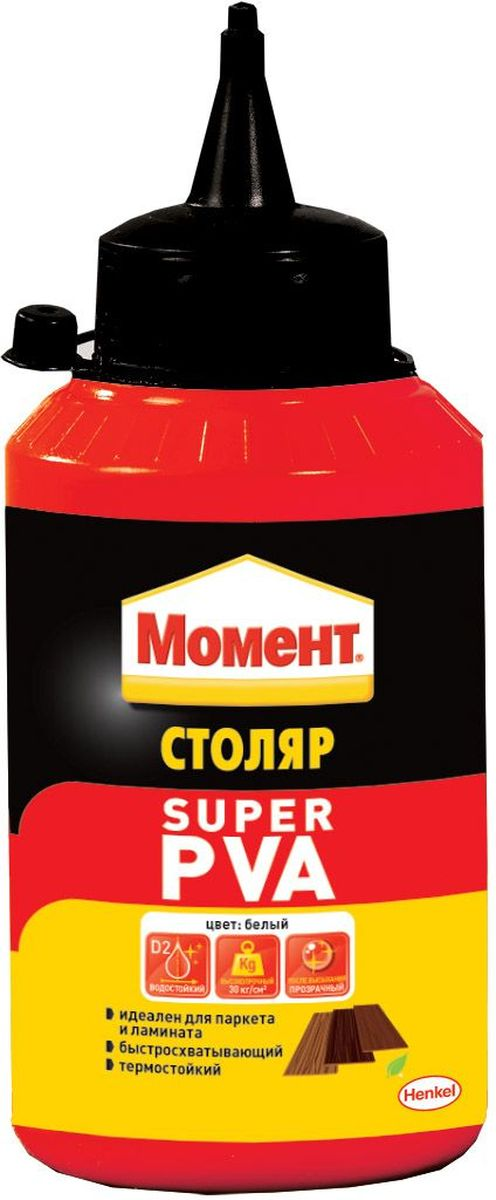 Клей Момент  Super PVA , 250 г -  Клей
