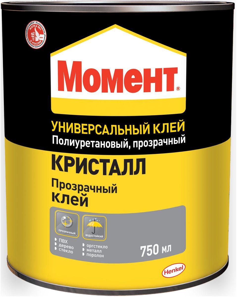 Клей Момент  Кристалл , 750 мл -  Клей