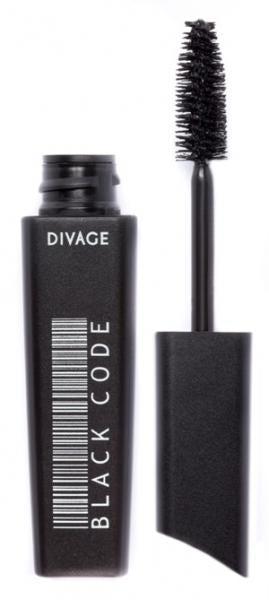 Фото Divage Тушь Для Ресниц Black Code - Тон № 4501. Купить  в РФ