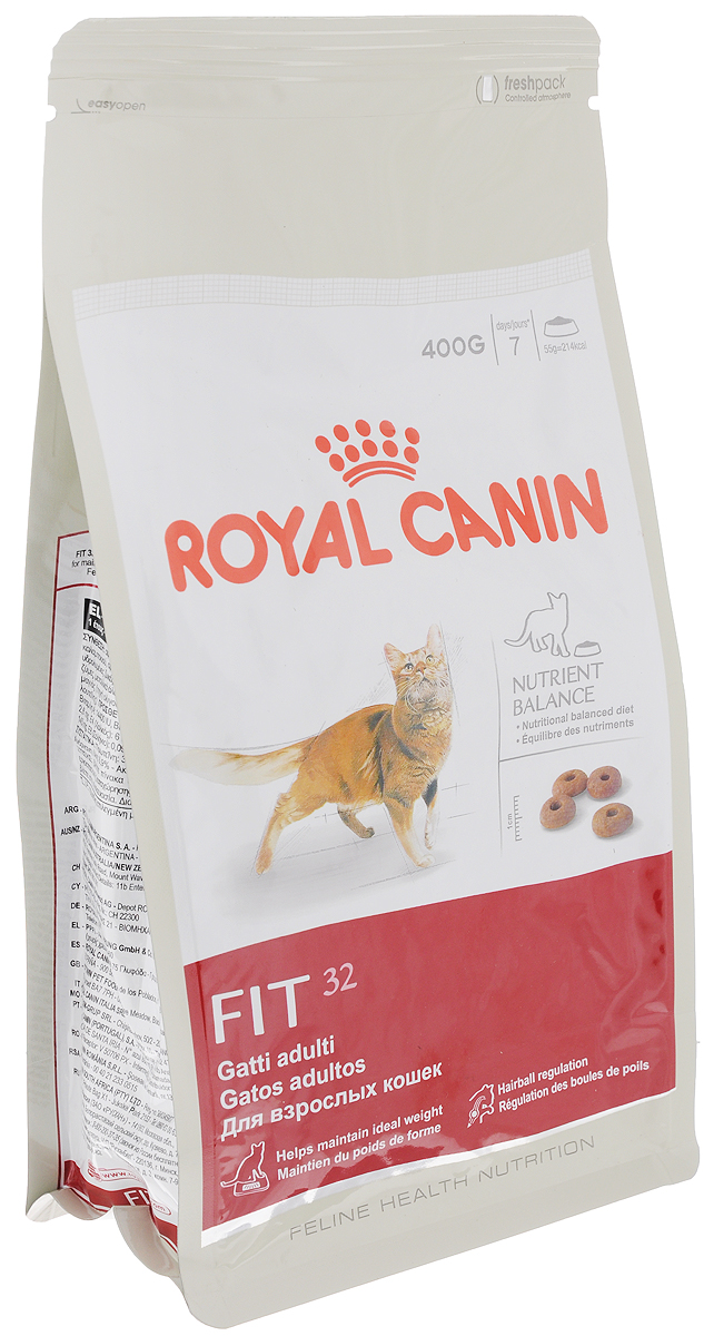 Спонсор корм royal canin