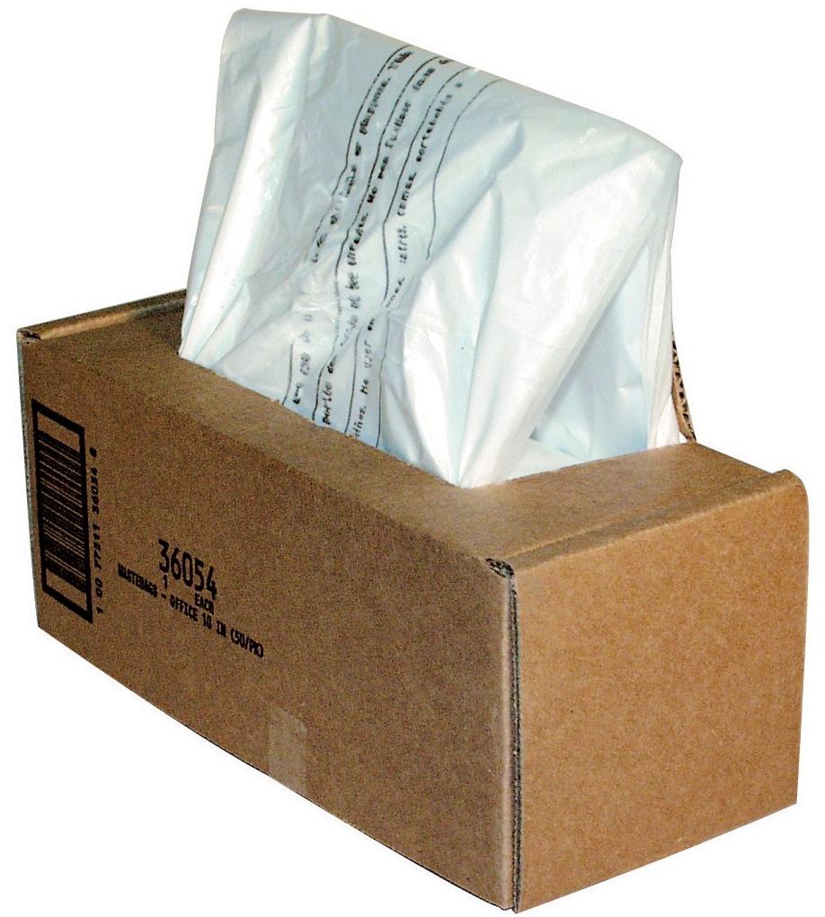 Fellowes мешки для уничтожителей, 53-75 литров (50 шт) -  Корзины для бумаг