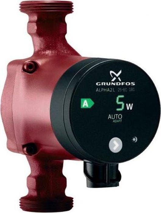 Насос циркуляционный Grundfos  Alpha2 L 25-60 , 5-45 Вт