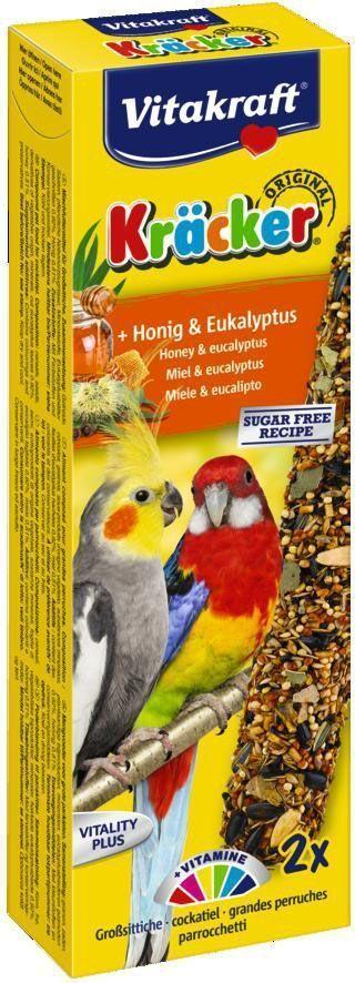 """Фото Крекеры для австралийских попугаев """"Vitakraft"""", медовые, 2 шт. Купить  в РФ"""
