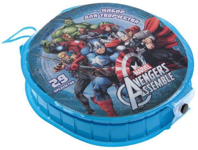Disney Набор для творчества Мстители 29 предметов -  Наборы письменных принадлежностей