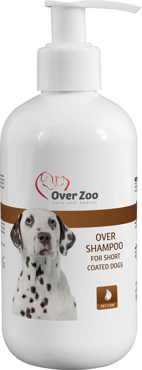 """Фото Шампунь """"OverZoo"""", для короткошерстных пород собак, 250 мл. Купить  в РФ"""