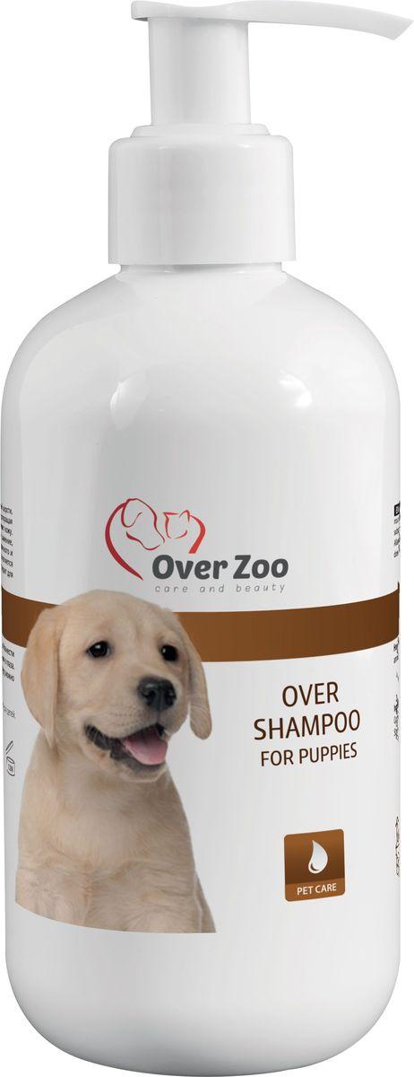 """Фото Шампунь """"OverZoo"""", гипоаллергенный, для щенков, 250 мл. Купить  в РФ"""
