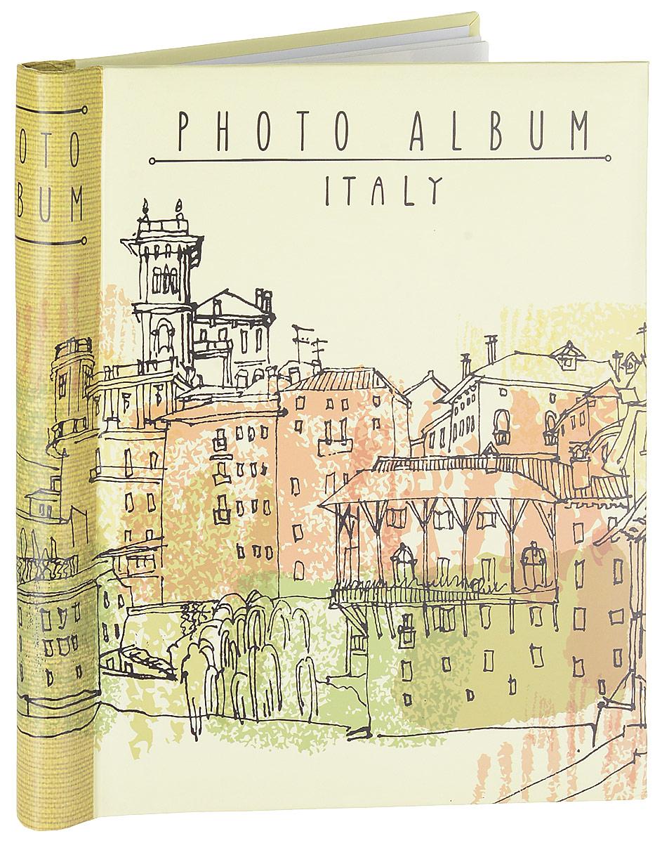 """Фото Фотоальбом Феникс-Презент """"Bassano del Grappa"""", 10 магнитных листов. Купить  в РФ"""