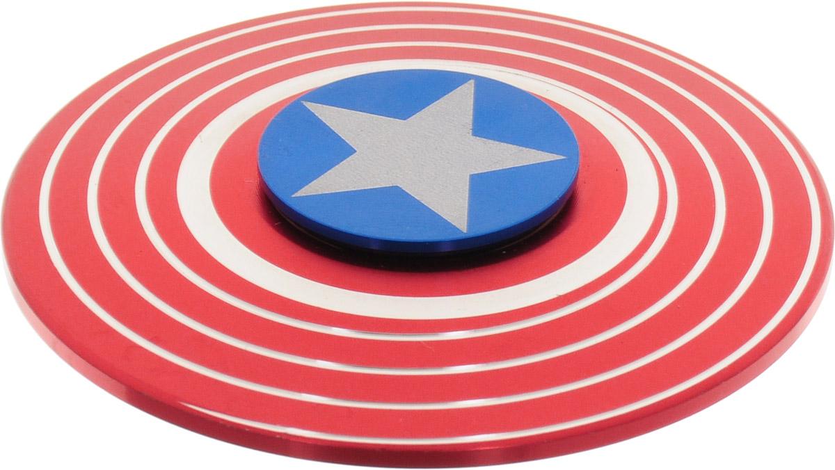 Фото TipTop Спиннер-экзотика Капитан Америка. Купить  в РФ