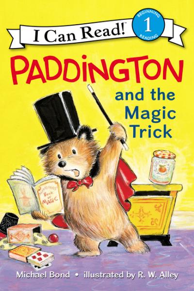 Фото Paddington and the Magic Trick  (Level 1). Купить  в РФ