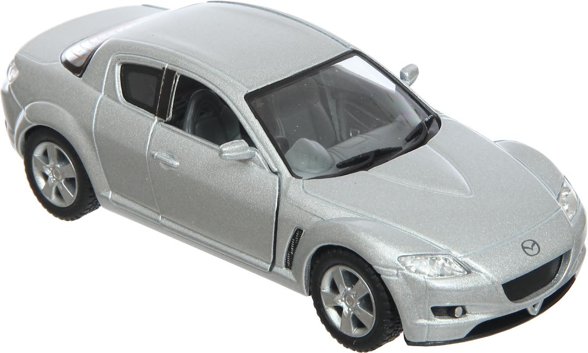 Фото Kinsmart Модель автомобиля инерционная Mazda RX-8. Купить  в РФ