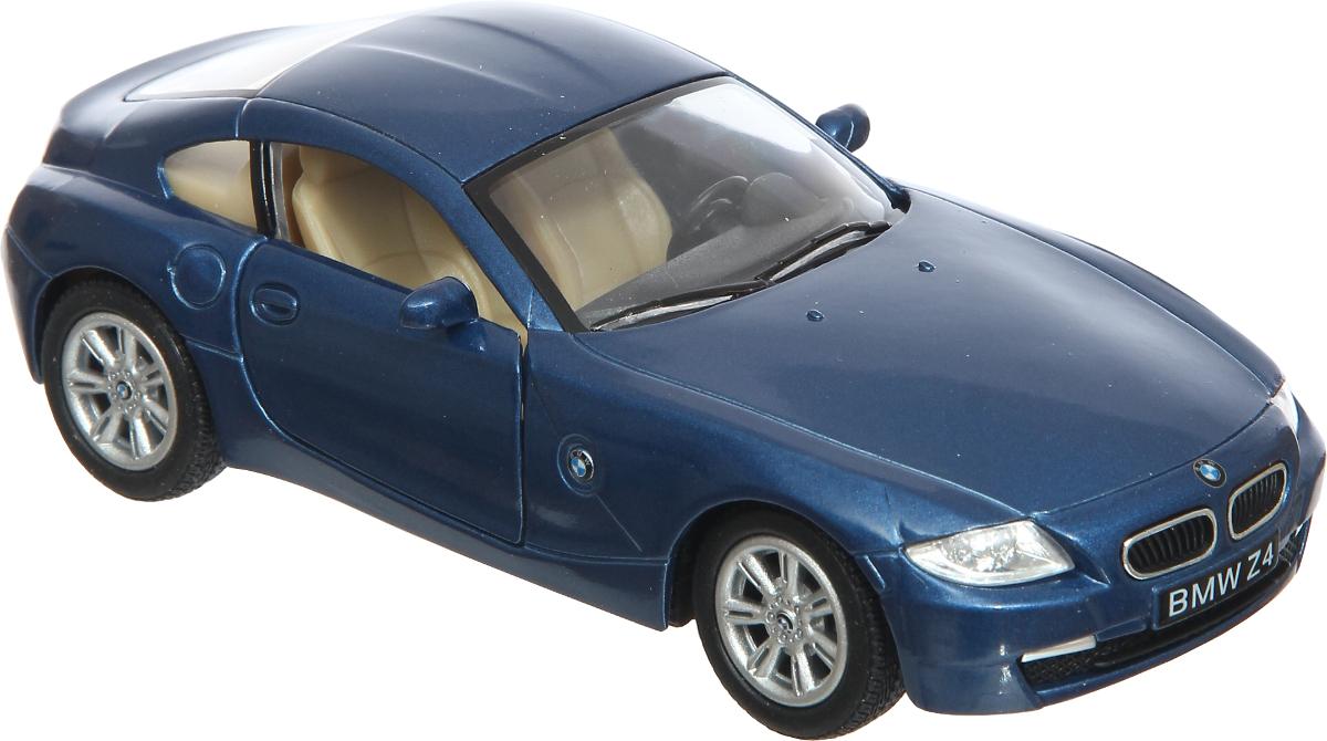 Фото Kinsmart Модель автомобиля инерционная BMW Z4 Coupe. Купить  в РФ